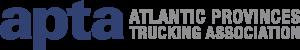 Atlantic Provinces Trucking Association Logo