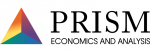 Prism Economics and Analysis Logo